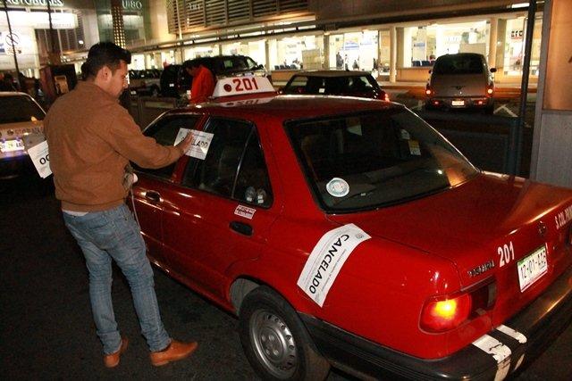¡Inicia SEGUOT operativos sorpresa a taxis para verificar el cumplimiento de la normatividad!