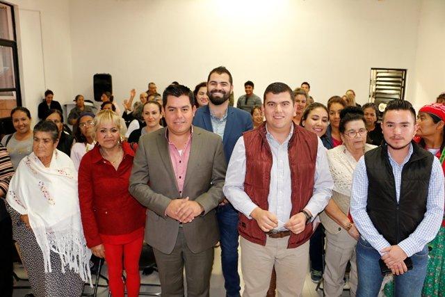 ¡El Gobierno Municipal de Calvillo reconoce la importancia de los artesanos en el tejido social y trabaja para fortalecerlos: AVL!