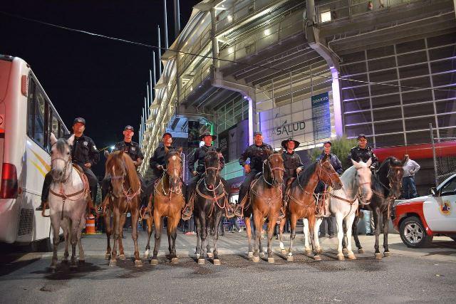 ¡Reforzará Seguridad Pública Municipal vigilancia ante el desarrollo de eventos deportivos!