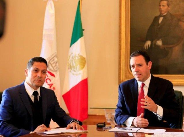 ¡Presenta gobernador Alejandro Tello la convocatoria para el programa especial de atención a migrantes 2017-2021!