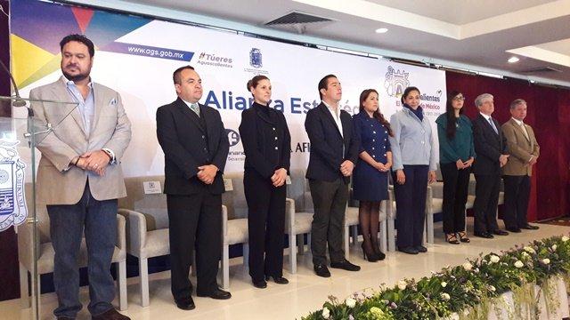 ¡Establece alcaldesa Tere Jiménez alianza estratégica sin precedentes para potenciar a la pequeña y mediana empresa!