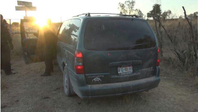 ¡Tras una persecución detuvieron a 3 reincidentes delincuentes que atracaron una casa en Aguascalientes!
