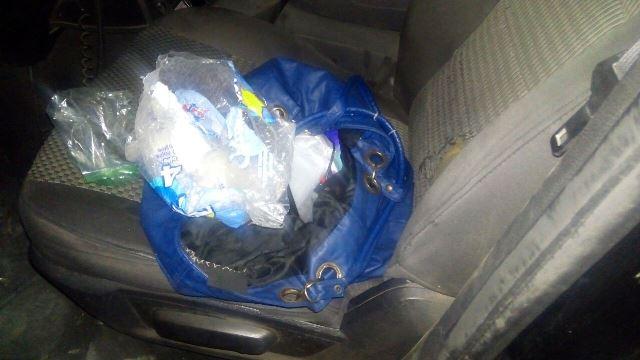 """¡Detuvieron a 5 sujetos y 3 mujeres con un kilo de """"crystal"""" en Aguascalientes!"""