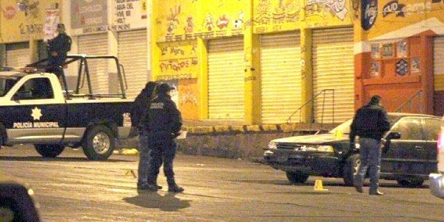 ¡Delincuentes balearon negocios cuyos dueños fueron secuestrados y ejecutados en Zacatecas!