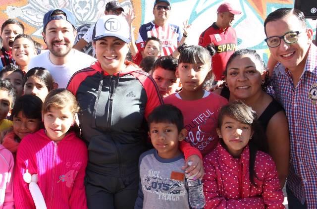 ¡Anuncia alcaldesa Tere Jiménez adquisición de más camiones compactadores de basura!