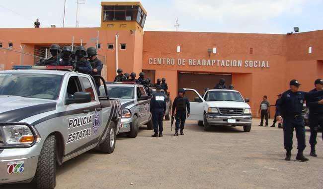 ¡Se suicidó otro interno del CERERESO de Cieneguillas, Zacatecas!