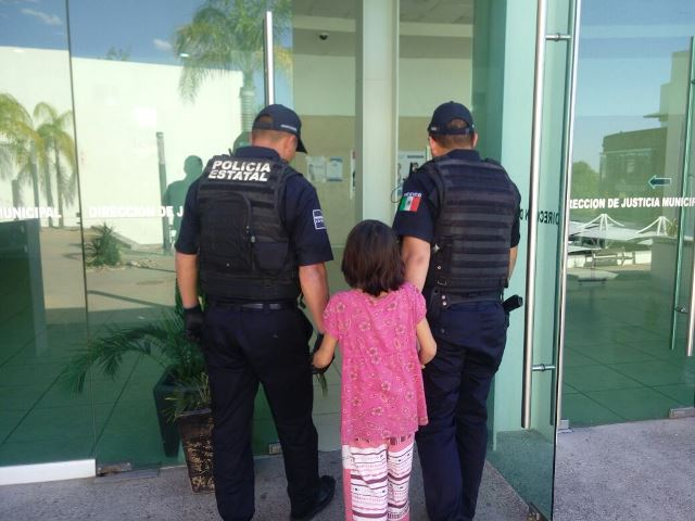 ¡Niña que era golpeada por su mamá y su padrastro se escapó de su casa en Aguascalientes!