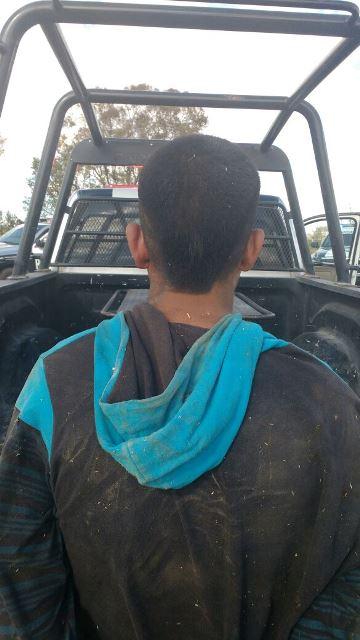¡Tras una persecución atraparon a un robacoches en Aguascalientes!