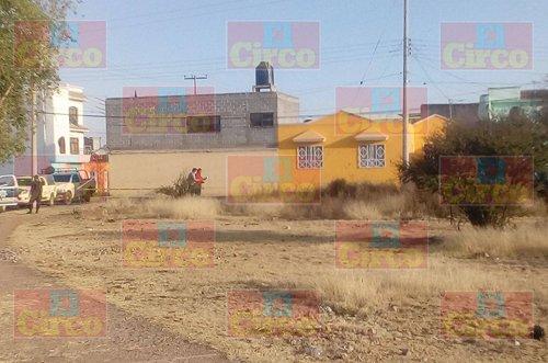¡Delincuentes rafaguearon un domicilio en Calera, Zacatecas!