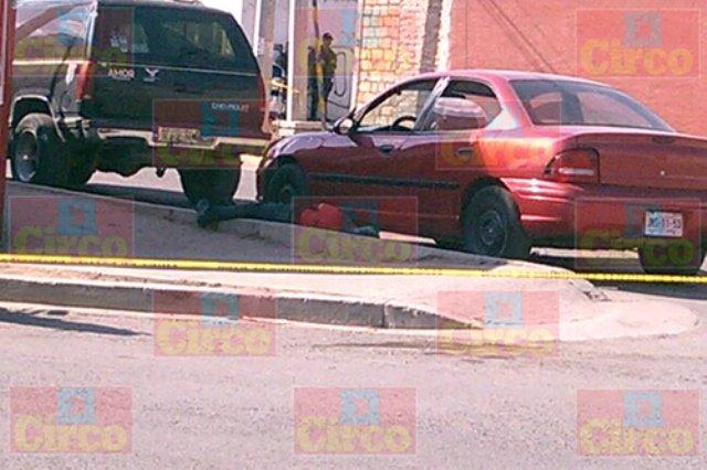¡Tras comprar una caguama, un joven fue ejecutado a balazos en Lagos de Moreno!