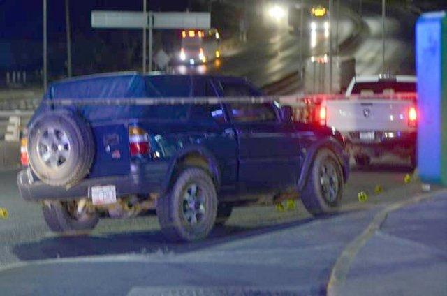 ¡Ejecutaron a 2 hombres cerca de la Central Camionera de Zacatecas!