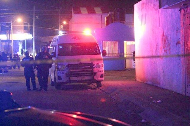 ¡Dentro de su casa ejecutaron a balazos a una mujer en Guadalupe, Zacatecas!