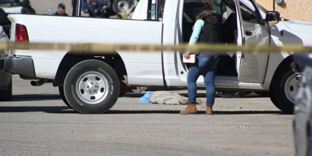 """¡De 2 balazos en la cabeza ejecutaron a """"El Congo"""" en Zacatecas!"""