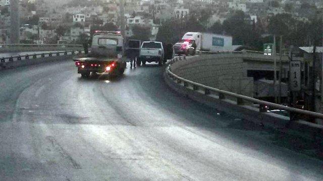 ¡Hombre perdió la vida tras doble accidente en Zacatecas!