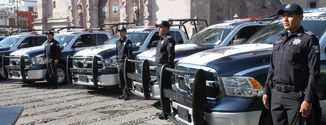 ¡Gestiona la alcaldesa Tere Jiménez recursos federales para fortalecimiento de la Policía Municipal!