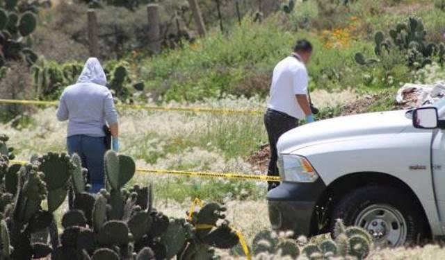 ¡Encontraron el cuerpo de un hombre cerca de la Unidad Deportiva en Guadalupe, Zacatecas!