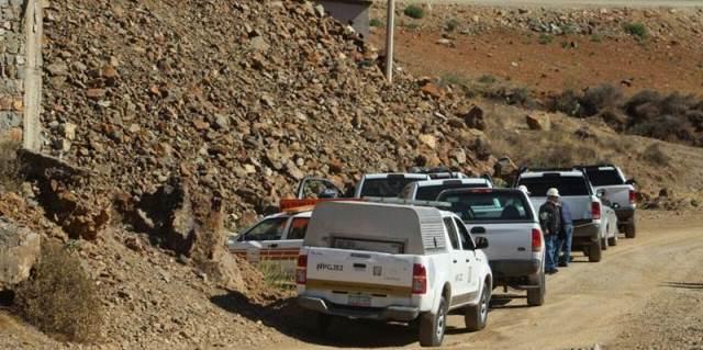 ¡Hallaron muerto y putrefacto a un hombre en la zona de tiros de mina en Zacatecas!