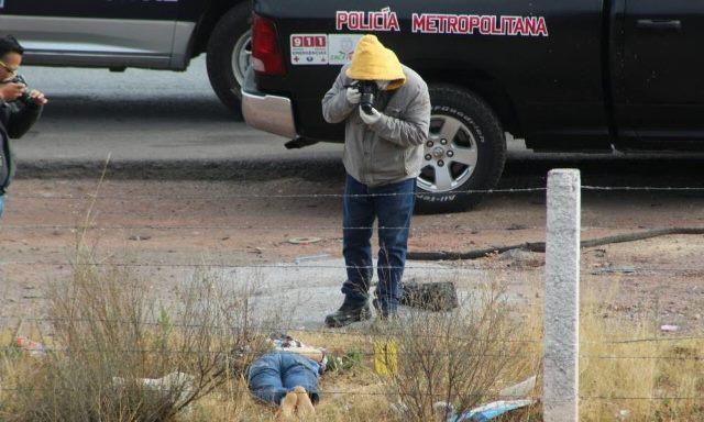 ¡Ejecutaron al comerciante secuestrado en Zacatecas!