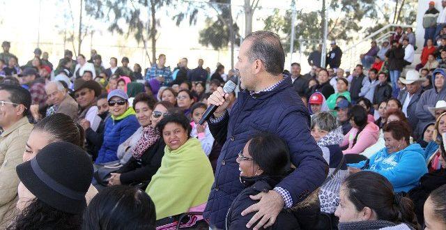 ¡Arranca hoy una gran alianza contra la pobreza entre Gobierno del Estado, Municipios y ciudadanía!