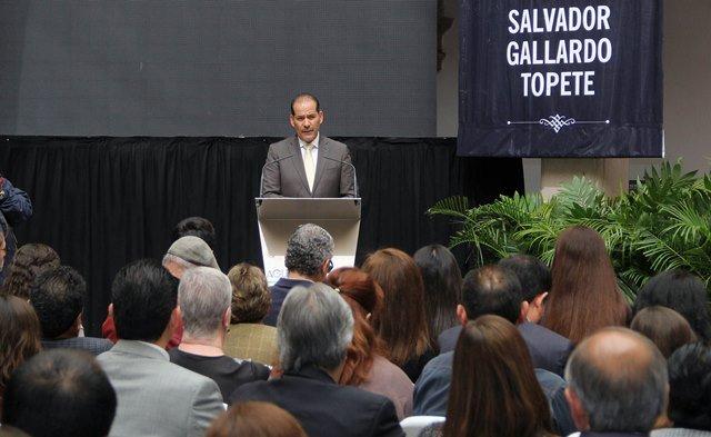 ¡El legado de Salvador Gallardo Topete nos compromete a hacer un trabajo que trascienda: MOS!
