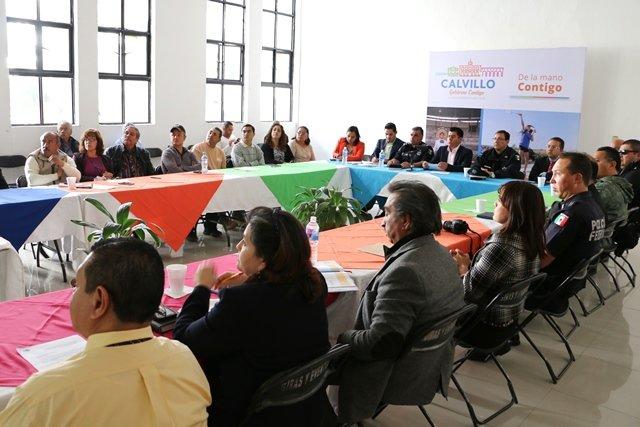 ¡Se realizó la reinstalación de los Consejos Municipales de Consulta y Participación Ciudadana y de Seguridad Pública del Municipio de Calvillo!