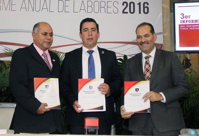¡Los 3 poderes deben trabajar por el bienestar de los ciudadanos de Aguascalientes: MOS!