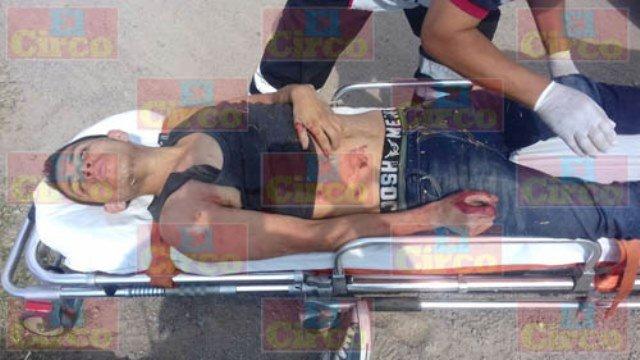 ¡Intentaron ejecutar a balazos a 2 hermanos en Lagos de Moreno!