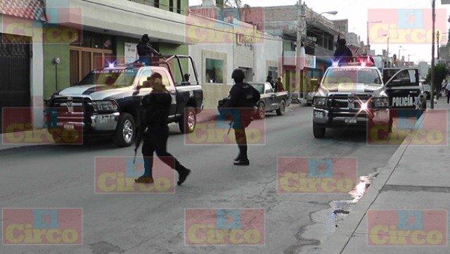 ¡Policías estatales preventivos liberaron a un hombre secuestrado en Zacatecas!