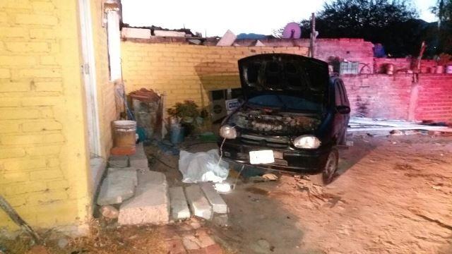 ¡Un hombre murió aplastado por su camioneta en Aguascalientes!