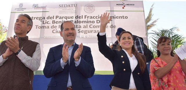 ¡Apuesta Gobierno Municipal por espacios de convivencia seguros!