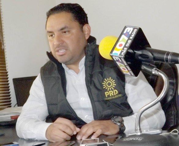 """¡Pide PRD al gobierno estatal informe sobre resultados del """"Mando Mixto""""!"""