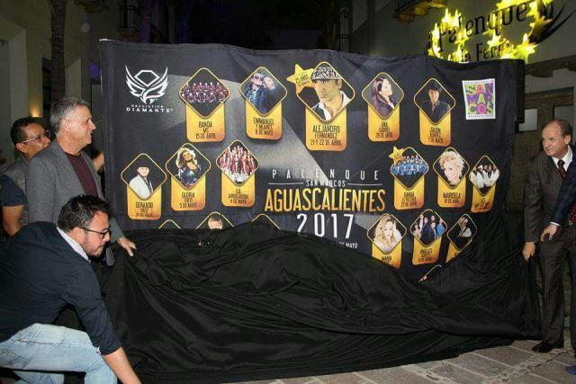 ¡Presentaron la variedad del Palenque para la Feria Nacional de San Marcos 2017!