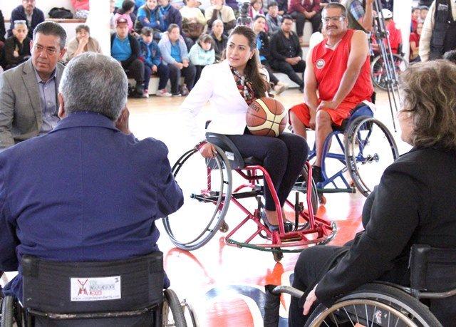 ¡Promueve Gobierno Municipal inclusión social de personas con discapacidad!