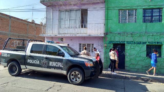 ¡Adicto a las drogas se suicidó en una vivienda en Aguascalientes!
