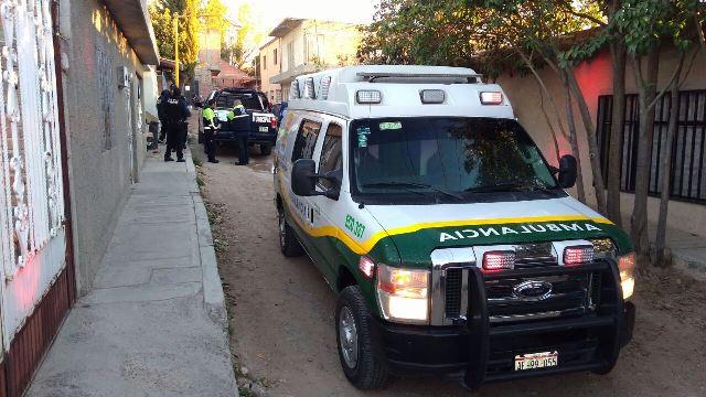 ¡Joven adicto a las drogas se suicidó en el patio de su casa en Aguascalientes!