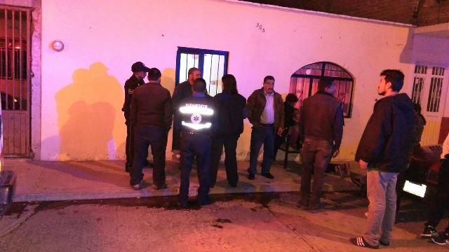 ¡Homosexual drogadicto y ladrón se suicidó en Aguascalientes!