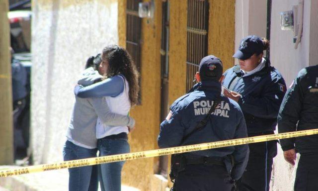 ¡Adulto mayor se suicidó de un disparo en la cabeza en su casa en Zacatecas!