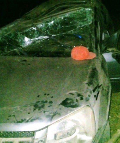 ¡1 muerto y 1 lesionado grave dejó volcadura de camioneta en Pánfilo Natera, Zacatecas!