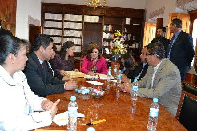 ¡Destina la Federación recursos superiores a 195mdp para seguridad pública y prevención del delito en Zacatecas!
