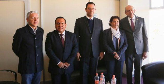 ¡Se compromete gobernador Alejandro Tello a fortalecer al IPN Zacatecas en infraestructura y matrícula!