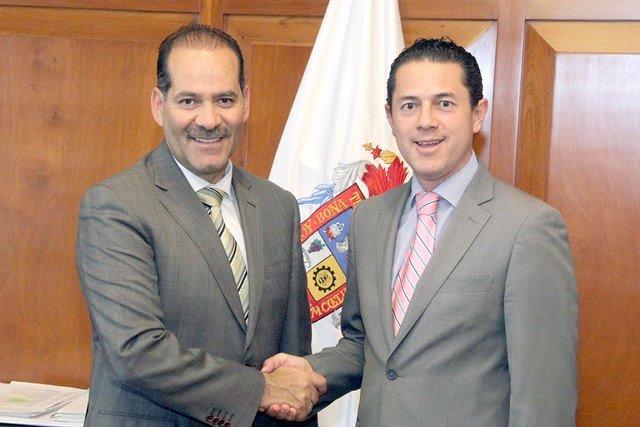 ¡Gobiernos Federal y Estatal delinean acciones conjuntas en favor de la economía de Aguascalientes!