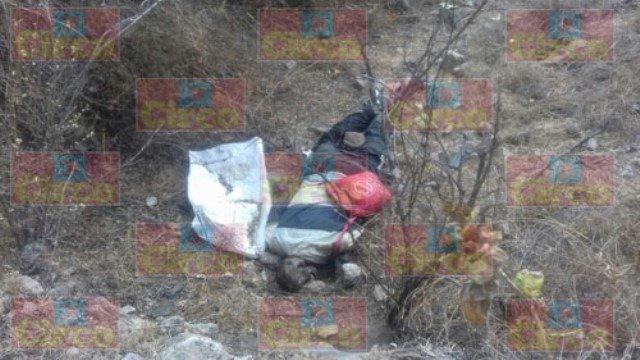 ¡Putrefacto y casi en osamenta hallaron el cuerpo de una persona en un rancho en Lagos de Moreno!