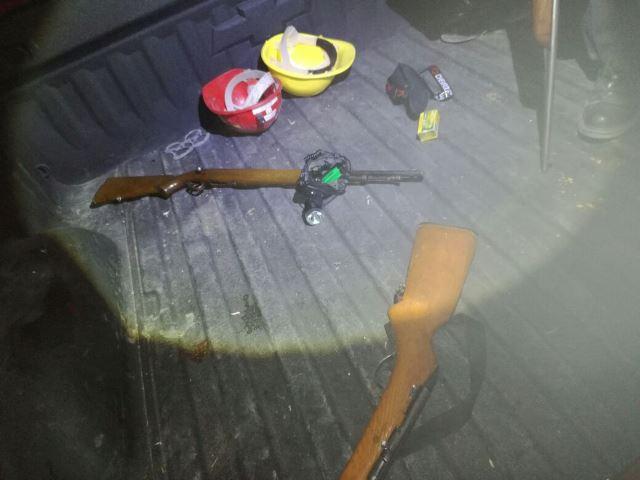 ¡Detuvieron a 9 cazadores en Aguascalientes!