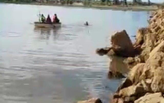 ¡Hombre se ahogó en una presa en Sombrerete, Zacatecas!