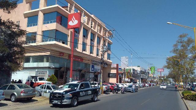 ¡Asaltaron a otro cuentahabiente en Aguascalientes y lo despojaron de $110 mil!