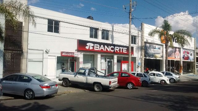 ¡Asaltaron a otro cuentahabiente en Aguascalientes!