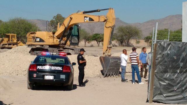 ¡Comando armado asaltó una obra en construcción en Aguascalientes!