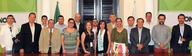 ¡Conocieron autoridades de otras ciudades el Plan de Desarrollo Urbano 2040 del Municipio de Aguascalientes!
