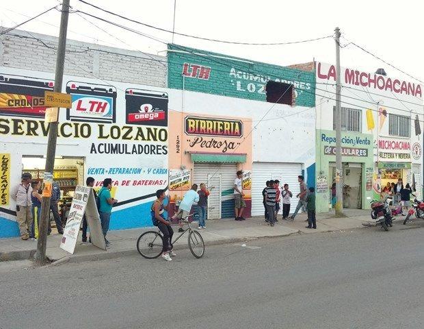 ¡Movilización policiaca por balazos en la vía pública en Aguascalientes!