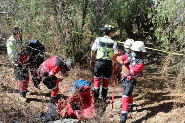 ¡Adulto mayor murió tras caer en un tiro de mina en Zacatecas!